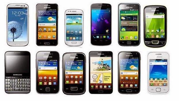 Daftar Harga Handphone Samsung Terbaru 2021