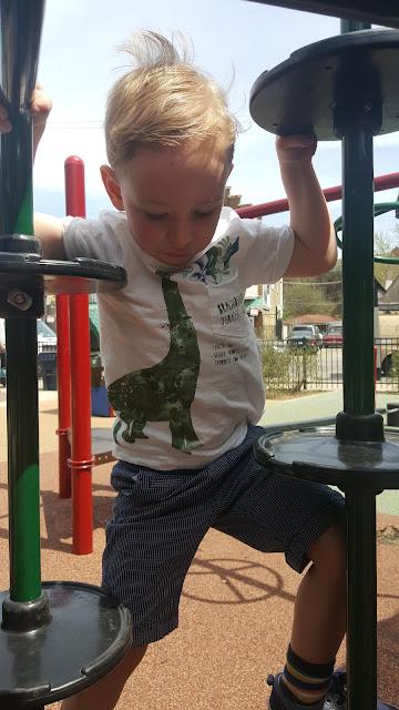 park-climbing