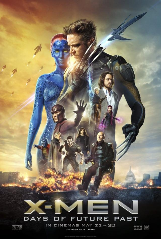 Dị nhân 6: Ngày cũ của tương lai - X-Men: Days of Future Past (2014)