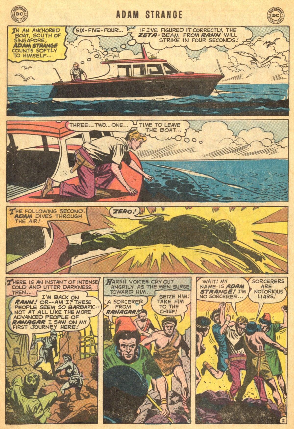 Strange Adventures (1950) issue 218 - Page 4