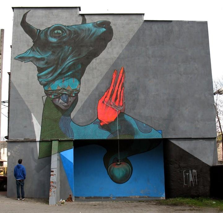 Leszek Piotrowski. Современный польский художник 17