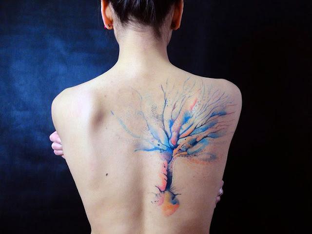Linda árvore.