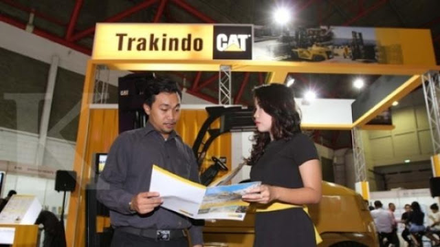Lowongan Kerja SMA SMK D3 S1 PT. Trakindo Utama, Jobs: Storeman, IT Analyts, PS Sales Executive, Sales Represenative, Etc.
