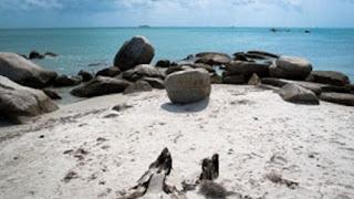 Pantai Punai Tempat Wisata di Belitung