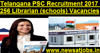 Telangana-PSC-jobs-256-Librarian-Vacancies