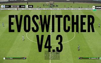 EvoSwitcher V4.3   AIO   DLC 5.01   PES2019   PC