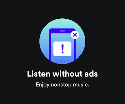 All Ads Are Blocked spotify premium apk