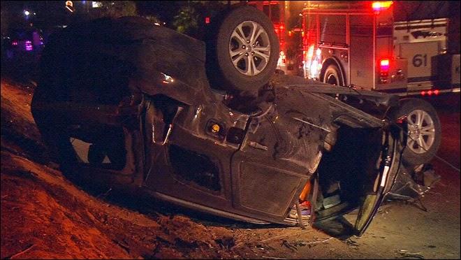 drunk driver car crash highway 99 stephany cisneros bakersfield kern county