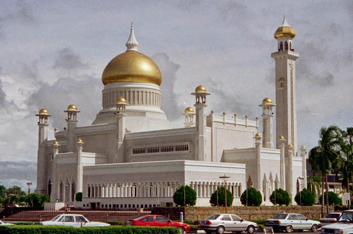 Arsitektur Masjid Di Indonesia Griya Bagus