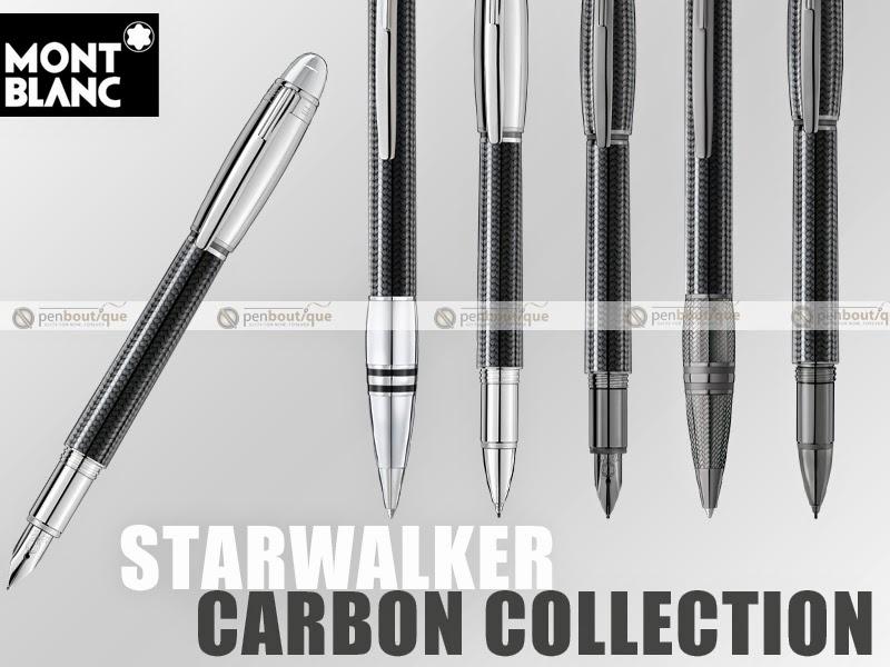 Montblanc Starwalker Carbon