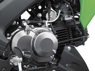 Engine Kawasaki z125 Pro