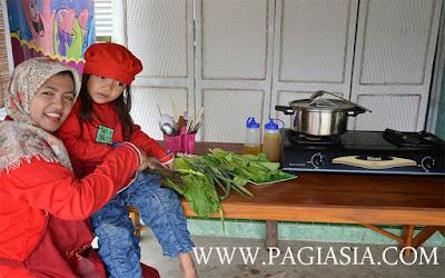 Wah! Anak Lebih Banyak Makan Sayur Jika Diajak Memasak