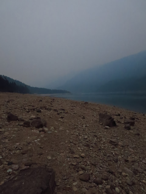 Upper Arrow Lake British Columbia