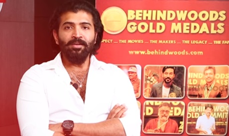 Arun Vijay , KV Anand & GV Prakash speak on Behindwoods Gold Medal 2017