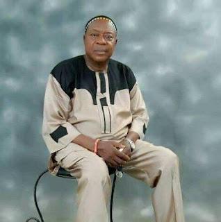 ENTERTAINMENTVeteran musician, Ambassador Osayomore Joseph kidnapped, wife shot