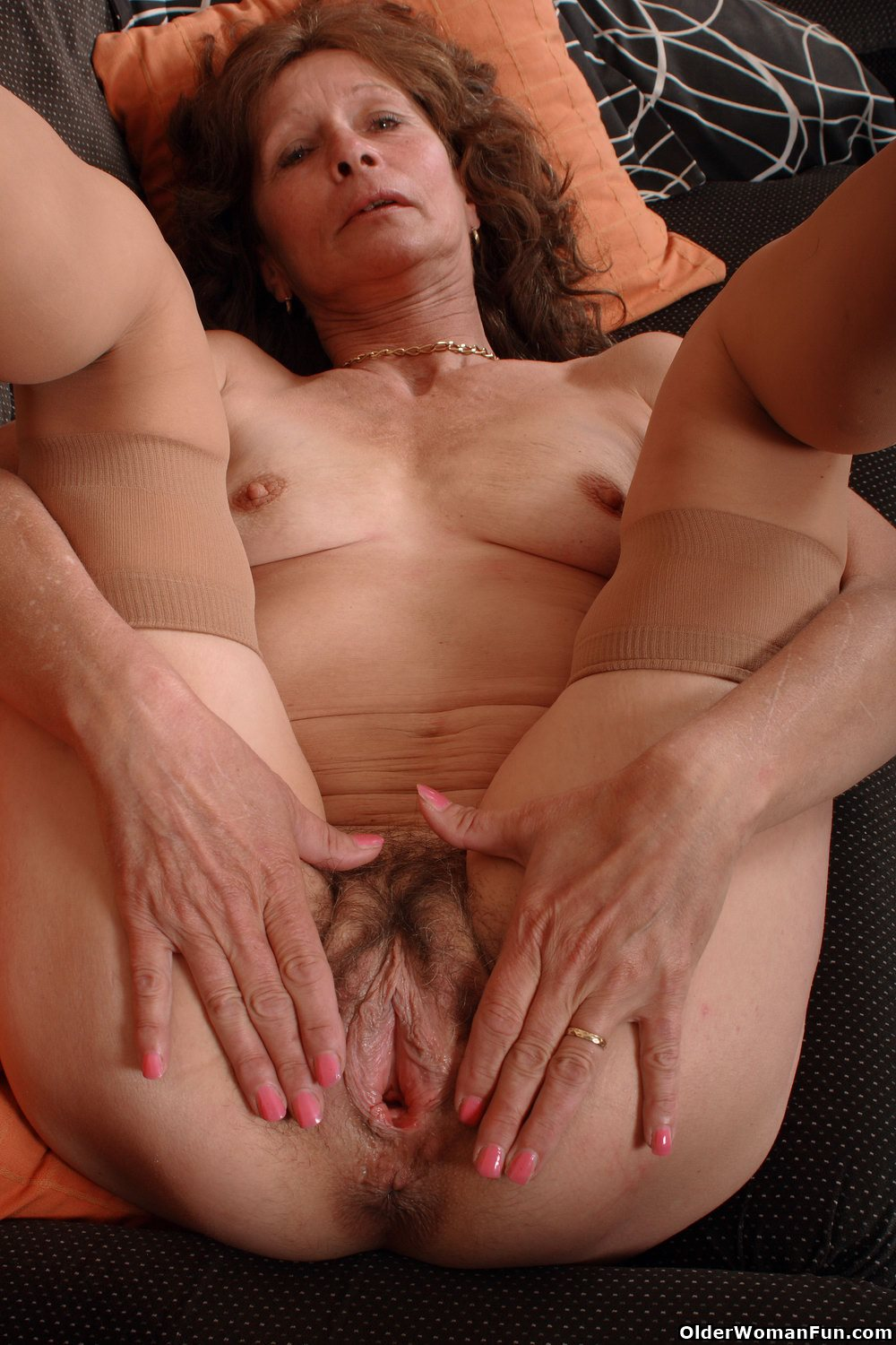 Hairy Old Porn