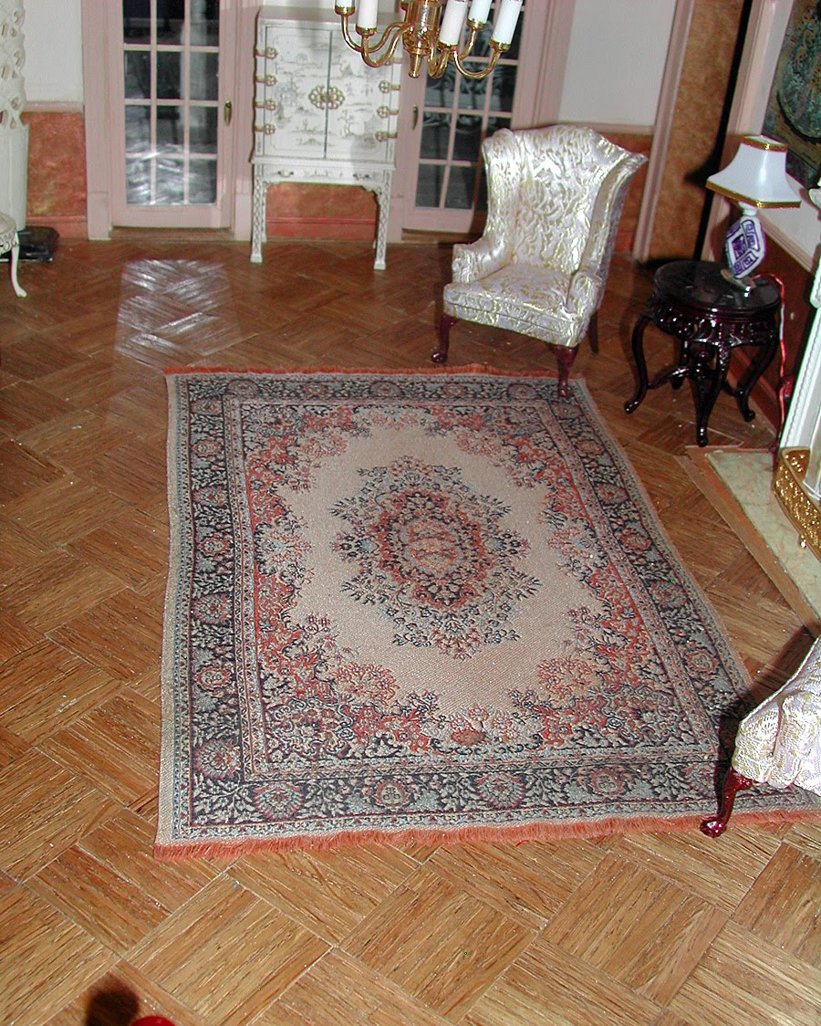 Iris March Creations: Interior Design- The Living Room