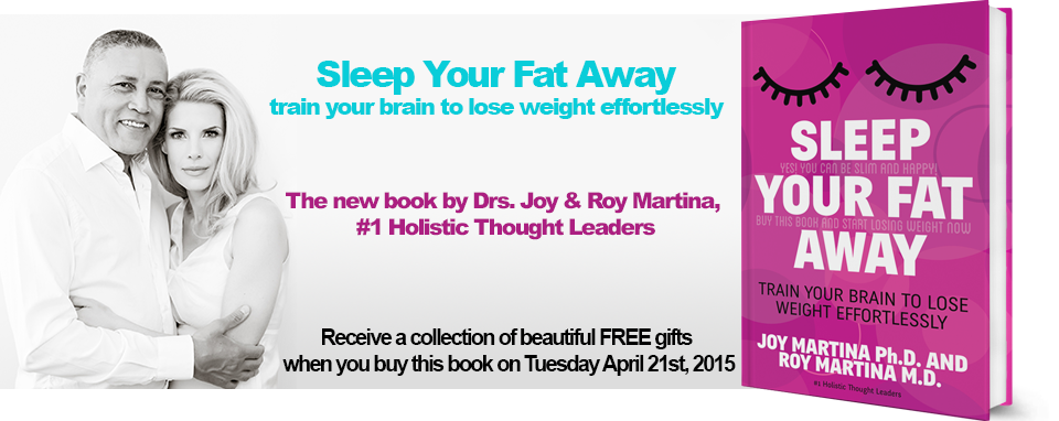 Sleep your fat away book by Drs Joy and Roy Martina