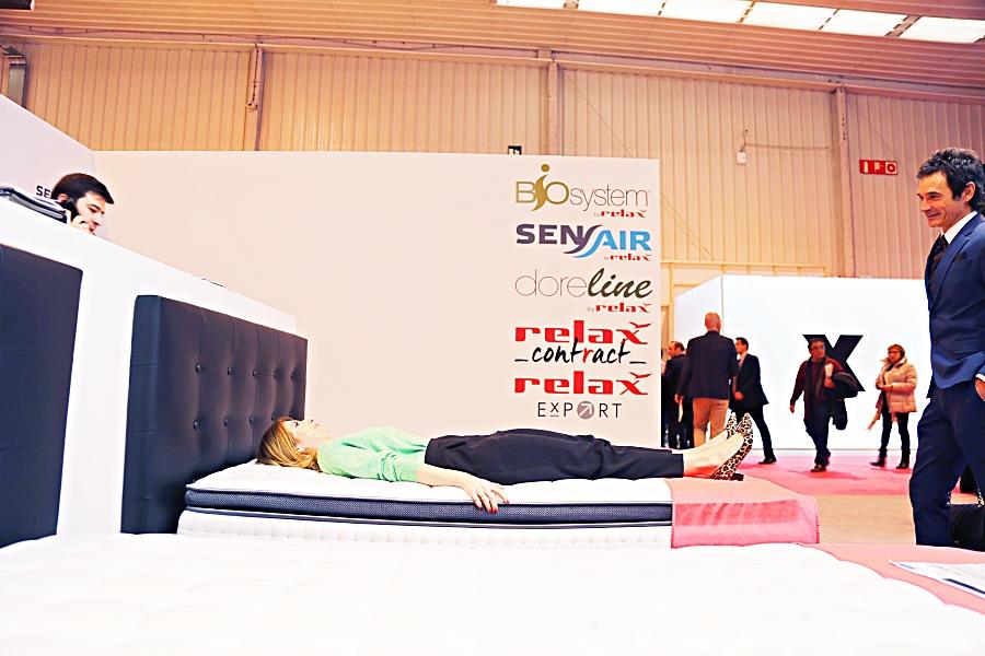Blog de moda y lifestyle dormir es importante descansar m s for Feria del mueble zaragoza