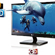 imagination of technology: LG 3D Monitor LG D2342P