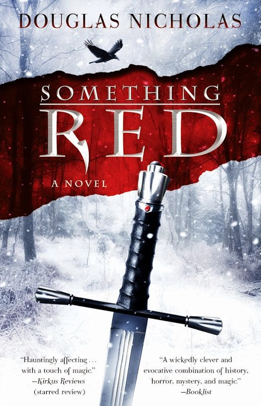 The Something Red Quadrilogy by Douglas Nicholas