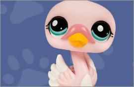 LPS Swan Figures