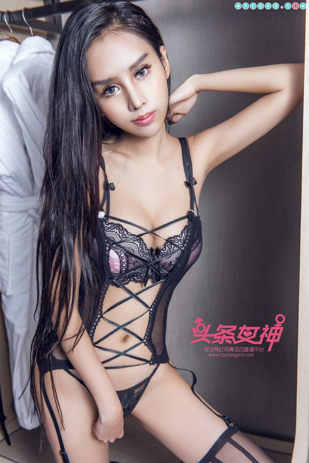 Image TouTiao-2017-12-05-Chen-Di-Ya-MrCong.com-019 in post TouTiao 2017-12-05: Người mẫu Chen Di Ya (陈迪垭) (35 ảnh)