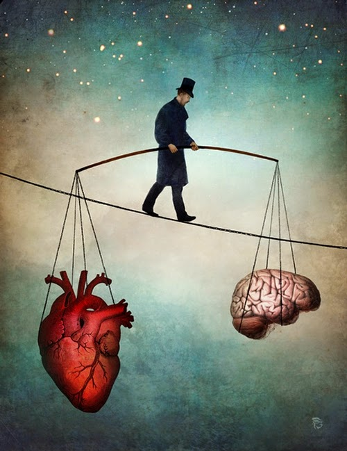 01-The-Balance-Christian-Schloevery-Surreal-Paintings-Balance-of-Mind-and-Heart-www-designstack-co