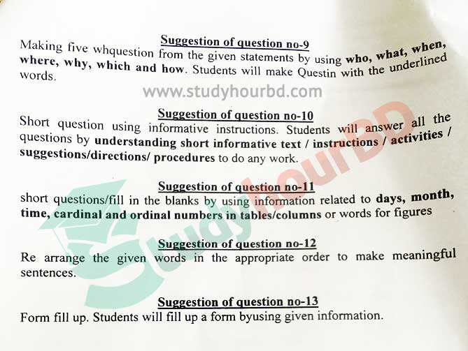 PSC English Suggestion 2019 part2