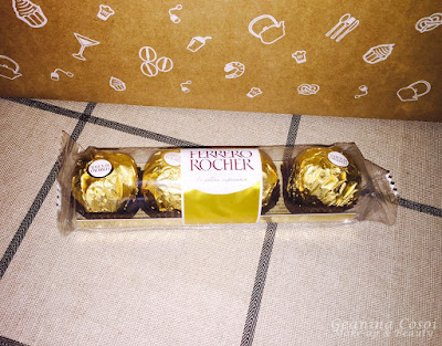 Ferrero Rocher Caja Degustabox - Abril 2016