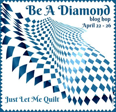 Be a Diamond Blog Hop