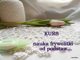 http://jamiolowopl.blogspot.com/2016/06/kurs-frywolitki-od-podstaw.html