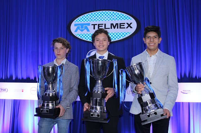 FIA México – National Karting Championship RETO TELMEX, premia a sus campeones 2017.