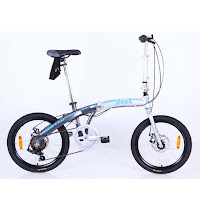 20_united_pact_folding_bike_red