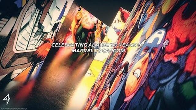 A notícia de Marvel vs Capcom 4 é real?