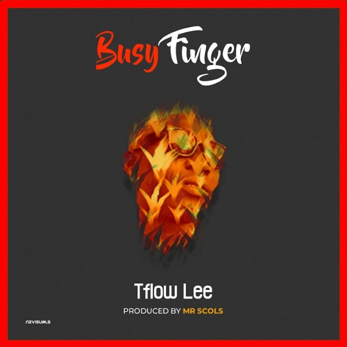 Tflow Lee_Busy fingers (Prod.by Mr Scole)