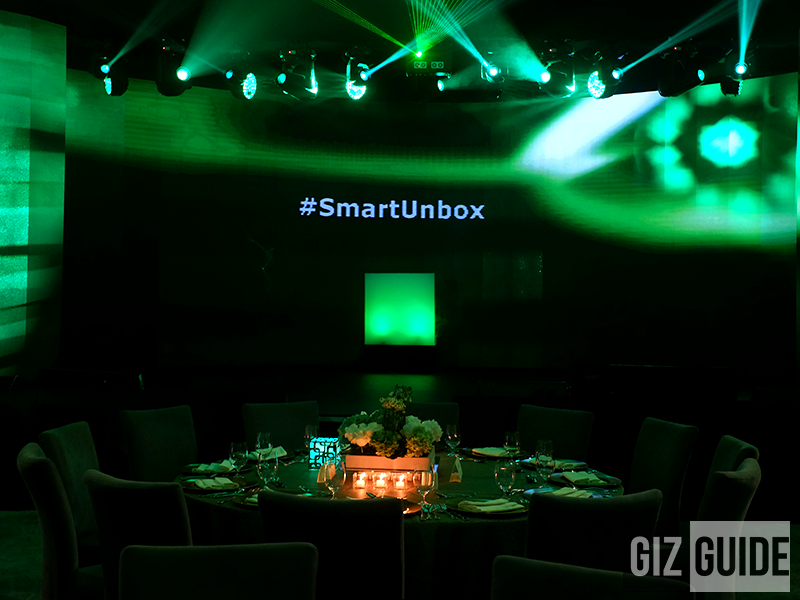 Smart Unbox setup