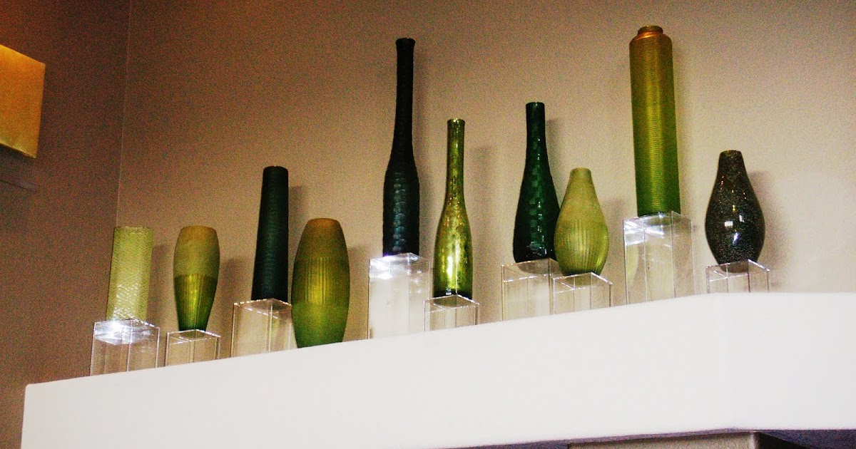 Glamorous Glass Diary How To Best Display Glass Art Works