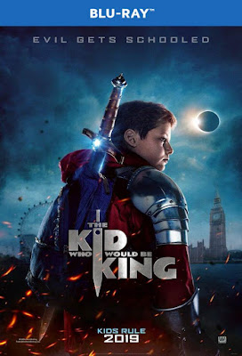 The Kid Who Would Be King 2019 BD25 Latino