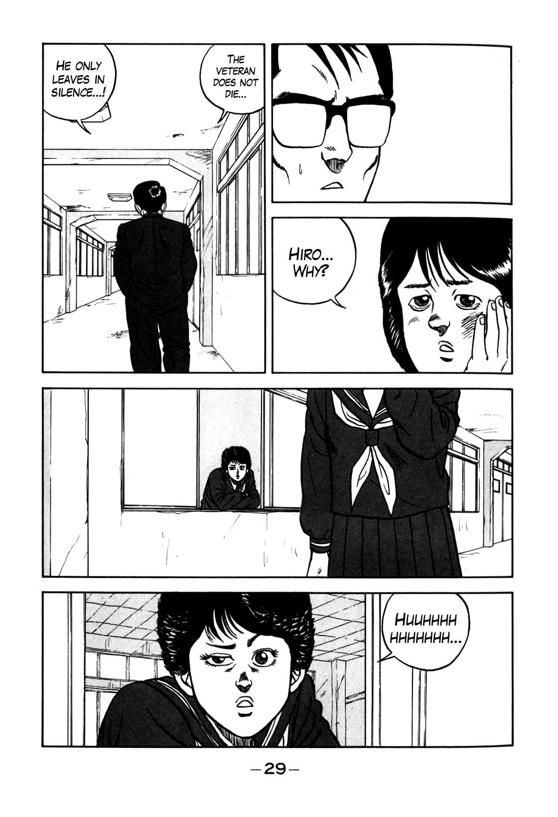 Be-Bop High School - Chapter 67