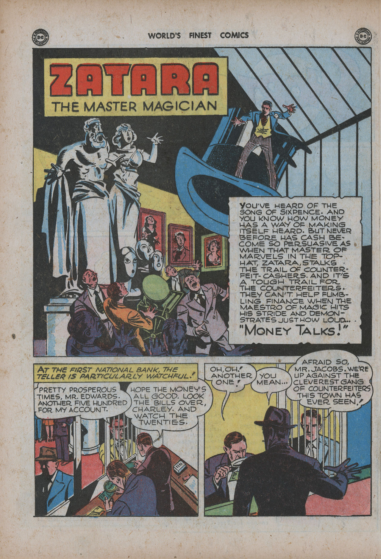 Read online World's Finest Comics comic -  Issue #20 - 28