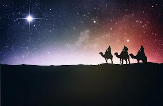 Seguindo Uma Estrela E Encontrando Um Casebre