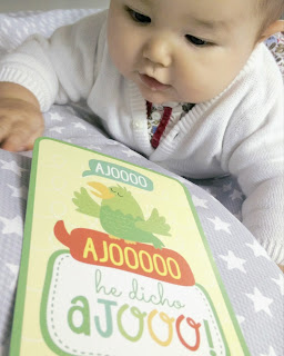 Lenguaje bebé 6 a 12 meses