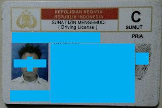 Contoh Verifikasi Identitas
