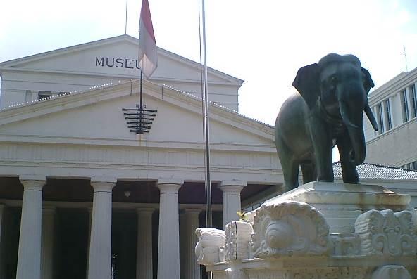 Lokasi Museum Gajah