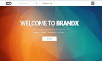 BrandX adalah template blogger yang sepenuhnya responsif yang dilengkapi dengan antarmuka tata letak portofolio modern