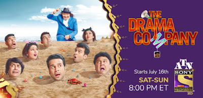 The Drama Company 23 September 2017 HDTVRip 480p 200mb  world4ufree.to tv show The Drama Company hindi tv show The Drama Company Season 1 Sony tv show compressed small size free download or watch online at world4ufree.to