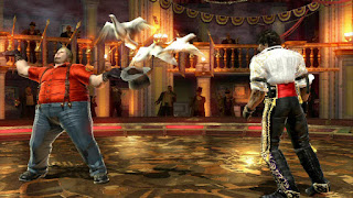 Tekken 6: Bloodline Rebellion PPSSPP ISO/CSO Highly Compressed