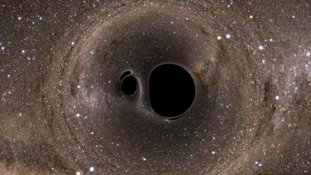 Estudio: Agujeros negros son puertas a otras partes del universo