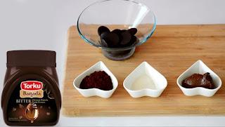 bitter çikolatalı türk kahvesi yapımı - KahveKafeNet